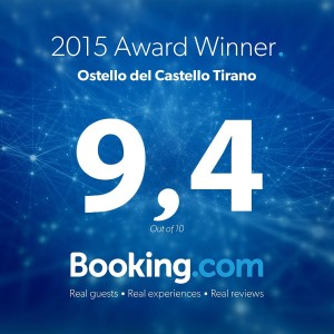 Award 2015 - Booking 1